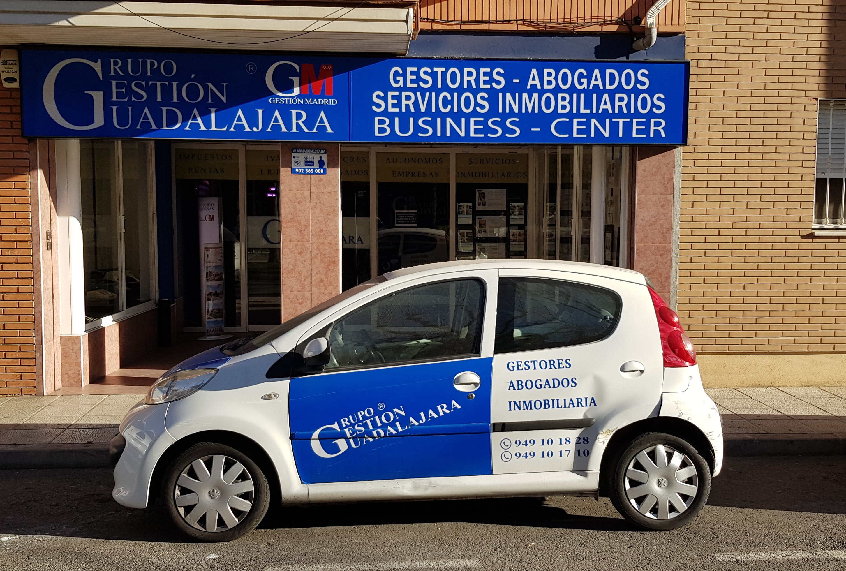 Oficinas Grupo Gestion Guadalajara